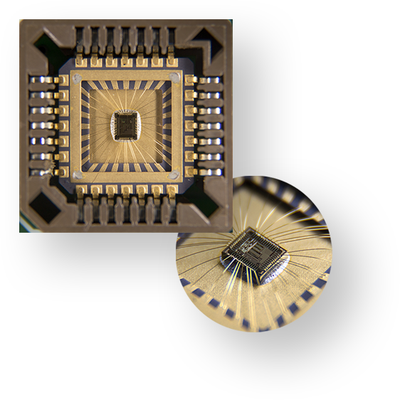 the audio controlled oscillator chip