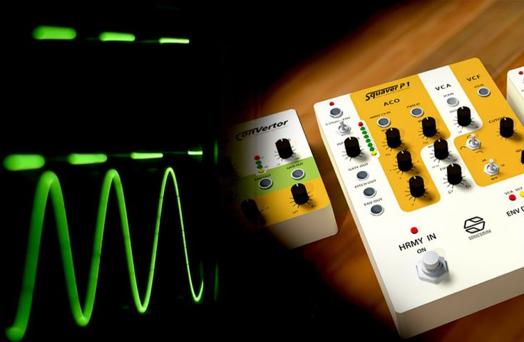 Sonicsmith Audio Controlled Synths