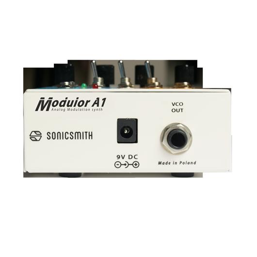 Modulor A1 | Sonicsmith
