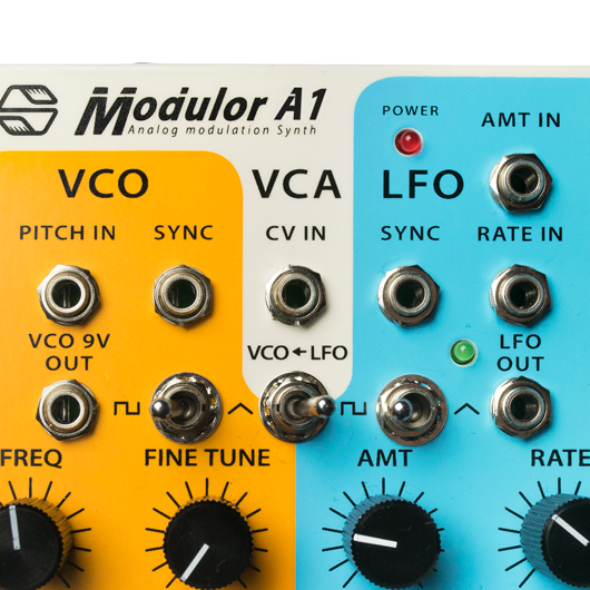 Sonicsmith Modulor A1 synth