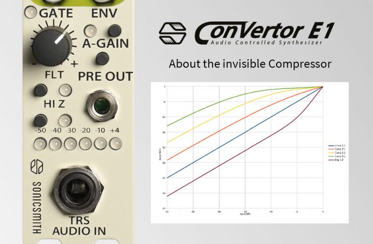 About the auto-gain and compressor of the ConVertor preamp